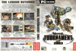Unreal Tournament (2003) PC Cover
