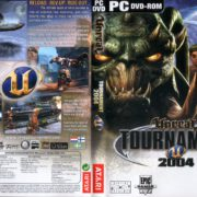 Unreal Tournament 2004 (2004) PC Cover