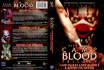 Camp Blood: 3-Movie Collection (1999-2005) R1 DVD Cover