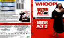 Sister Act: 2-Movie Collection (1992-1993) R1 Blu-ray Cover