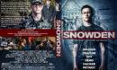 Snowden (2016) R1 Custom Cover & Label