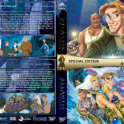 Atlantis Double Feature (2001-2003) R1 Custom Cover