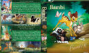 Bambi Double Feature (1942-2006) R1 Custom V2 Cover