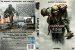 Hacksaw Ridge (2016) R2 GERMAN Custom Cover