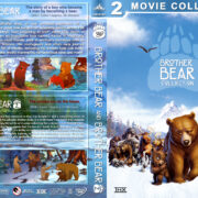 Brother Bear Collection (2003-2006) R1 Custom Cover