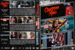Chopping Mall / Slaughter High / Waxwork Triple (1986-1988) R1 Custom Cover
