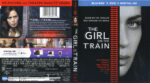 The Girl On The Train (2016) R1 Blu-Ray Cover & Labels