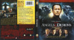 Angels & Demons (2009) R1 Blu-Ray Cover & Labels
