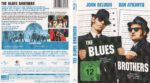 Blues Brothers (1980) R2 German Blu-Ray Covers and Label