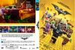 The Lego Batman Movie (2016) R0 CUSTOM Cover & Label