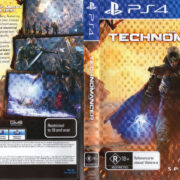 The Technomancer (2016) PAL PS4 Cover & Label