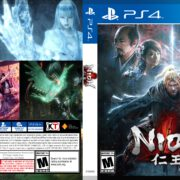 NIOH (2017) PS4 Custom Cover