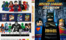 Lego DC Comics Super Heroes - Gerechtigkeitsliga Collection (2016) R2 German Custom Cover & labels