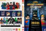 Lego DC Comics Super Heroes – Gerechtigkeitsliga Collection (2016) R2 German Custom Cover & labels
