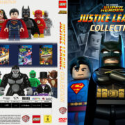 Lego DC Comics Super Heroes – Gerechtigkeitsliga Collection (2016) R2 German Custom Cover & labels