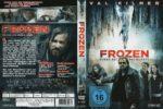 Frozen – Etwas hat überlebt (2009) R2 German Cover & label
