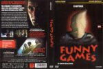 Funny Games (1998) R2 German Cover & Label