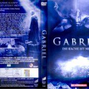 Gabriel - Die Rache ist mein (2007) R2 German Cover & Label