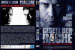 Gesetz der Rache (2009) R2 German Custom Cover & Label