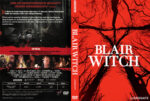 Blair Witch 3 (2016) R2 German Custom Cover & Label