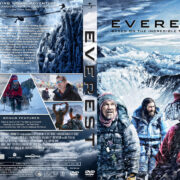 Everest (2015) R2 German Custom Cover & Label