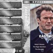 Essential Eastwood Action Collection – Volume 1 (1970-1984) R1 Custom Covers