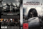 American Poltergeist 3 (2015) R2 German Custom Cover & label