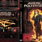 American Poltergeist 4 (2016) R2 German Custom Cover & labels