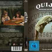Ouija 2 Ursprung des Bösen (2016) R2 German Custom Cover & Label