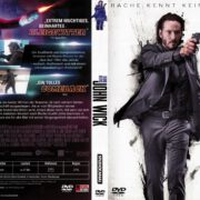 John Wick (2015) R2 GERMAN DVD Cover