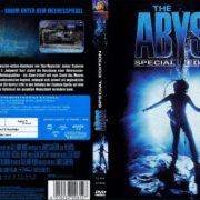 The Abyss (Special Edition) (1989) R2 GERMAN DVD Cover