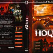 House (1986) R2 GERMAN DVD Cover