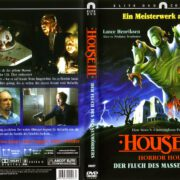 House III – Horror House (1989) R2 GERMAN Cover