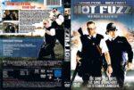 Hot Fuzz (2007) R2 GERMAN DVD Cover