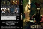 Hostel I + II Double Feature (2007) R2 GERMAN Custom DVD Cover