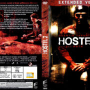 Hostel 2 (Extended Version) (2007) R2 GERMAN DVD Cover