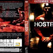 Hostel 2 (Extended Version) (2007) R2 GERMAN DVD Cover
