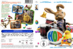 Hop – Candy, Chicks & Rock 'N' Roll (2011) R2 GERMAN DVD Cover