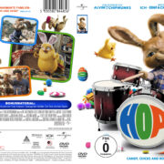 Hop – Candy, Chicks & Rock 'N' Roll (2011) R2 GERMAN DVD Cover