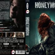 Honeymoon (2015) R2 GERMAN DVD Cover