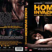 Home Invasion - Der Feind in meinem Haus (2012) R2 GERMAN DVD Cover