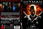Hitman (Extended Edition) (2007) R2 GERMAN Custom DVD Cover