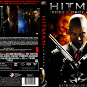 Hitman (Extended Edition) (2007) R2 GERMAN Custom DVD Cover