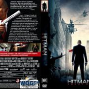 Hitman – Agent 47 (2015) R2 GERMAN Custom DVD Cover