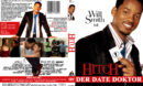 Hitch - Der Date Doktor (2005) R2 GERMAN Custom DVD Cover