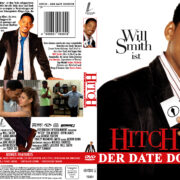 Hitch – Der Date Doktor (2005) R2 GERMAN Custom DVD Cover