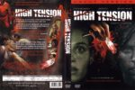 High Tension (Uncut Version) (2005) R2 GERMAN DVD Cover