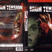 High Tension (Uncut Version) (2005) R2 GERMAN DVD Cover
