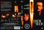 Hide and Seek (2005) R2 GERMAN DVD Cover