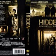 Hidden – Die Angst holt dich ein (2015) R2 GERMAN DVD Cover